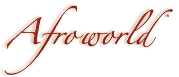Afro World Hair and Fashion Company, Logo